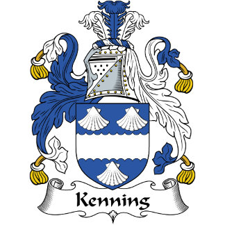 Kenning Family Crest