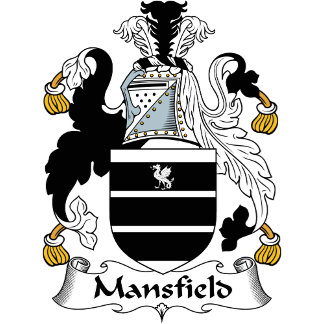 Mansfield Coat of Arms