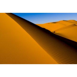 Libya, Fezzan, dunes of the Erg Murzuq