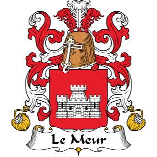 Le Meur Family Crest