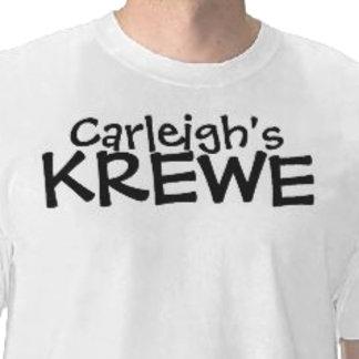 Carleigh's Krewe Text