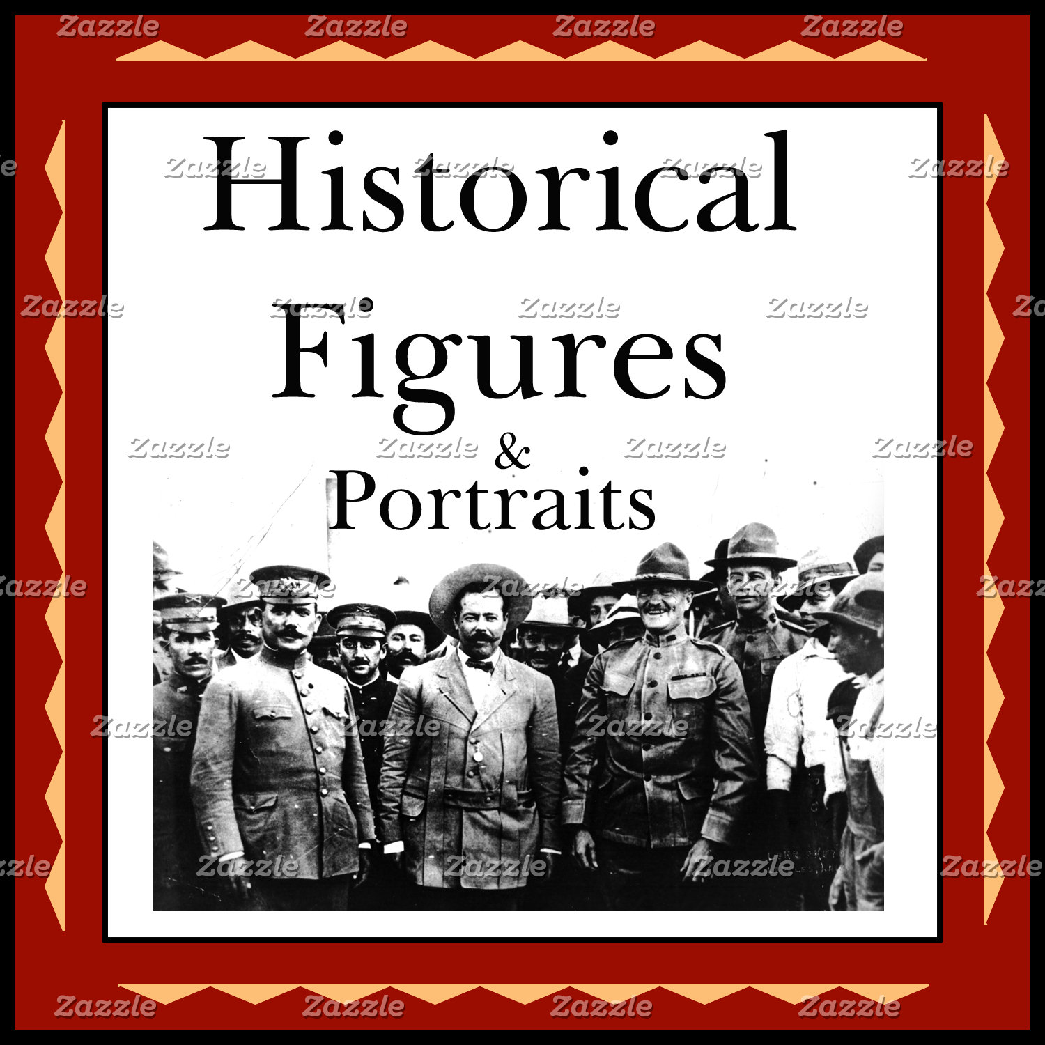 Historical Figures and Portraits