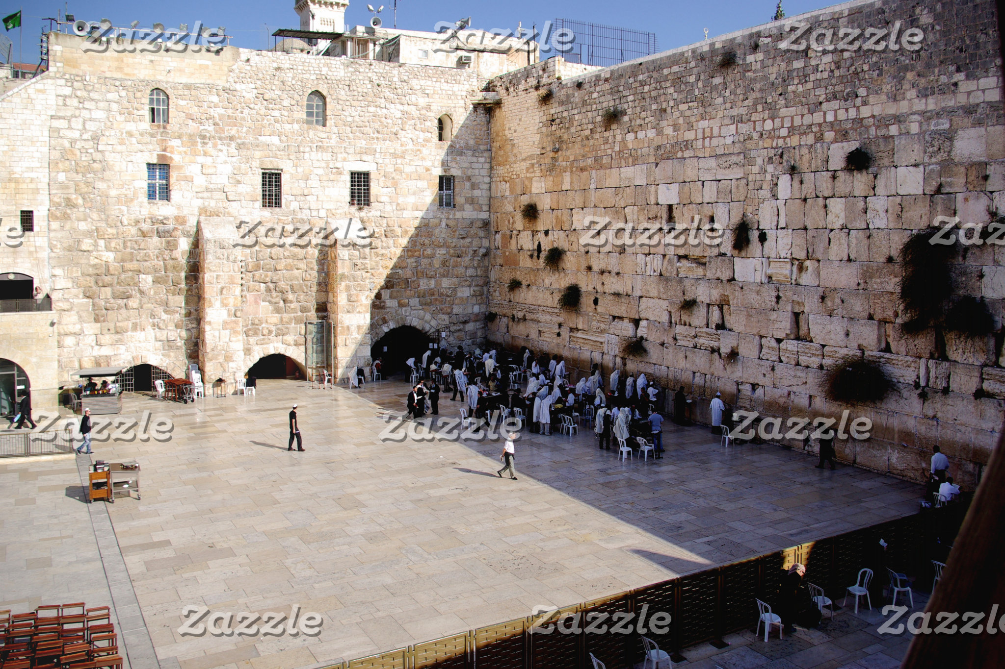 HaKOTEL - THE WESTERN WALL