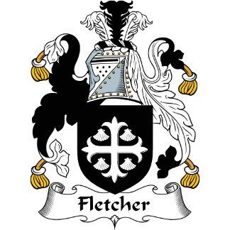 Fletcher Family Crest