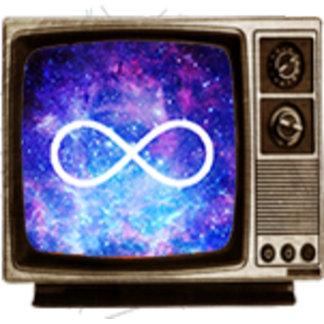 Infinity sign nebula