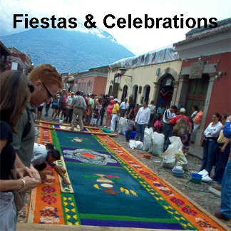 Fiestas and Celebrations