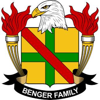 Benger Coat of Arms