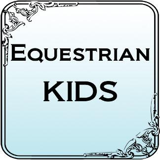Equestrian Kids T-shirts