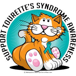Tourette's Syndrome Cat