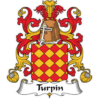 Turpin Family Crest