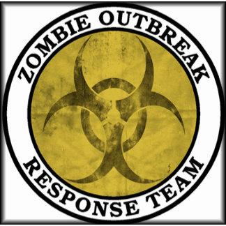 Zombie Outbreak Biohazard