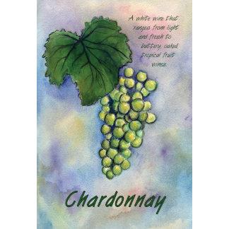 Chardonnay Wine Grapes