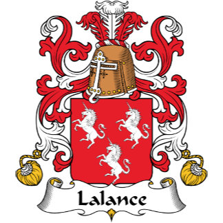 Lalance Family Crest