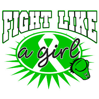 Cerebral Palsy Fight Like A Girl Sporty Callout