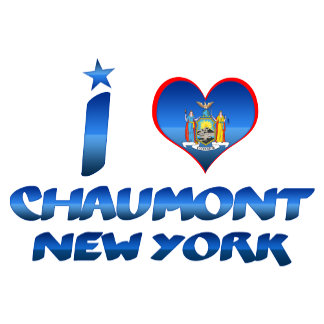 I love Chaumont, New York