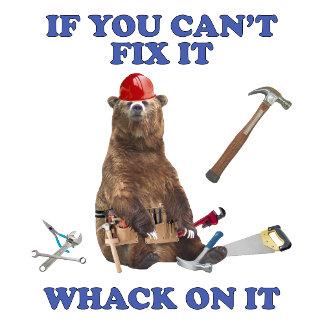 Whack On It Bear