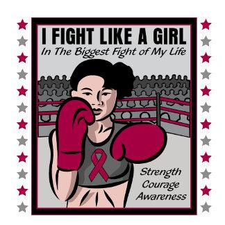 Multiple Myeloma I Fight Like A Girl Battle