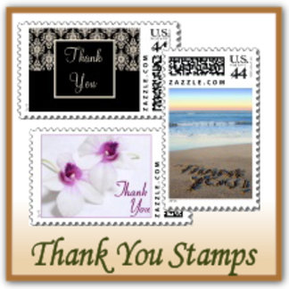Thank You Stamps