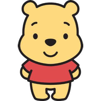 Cuties Winnie the Pooh