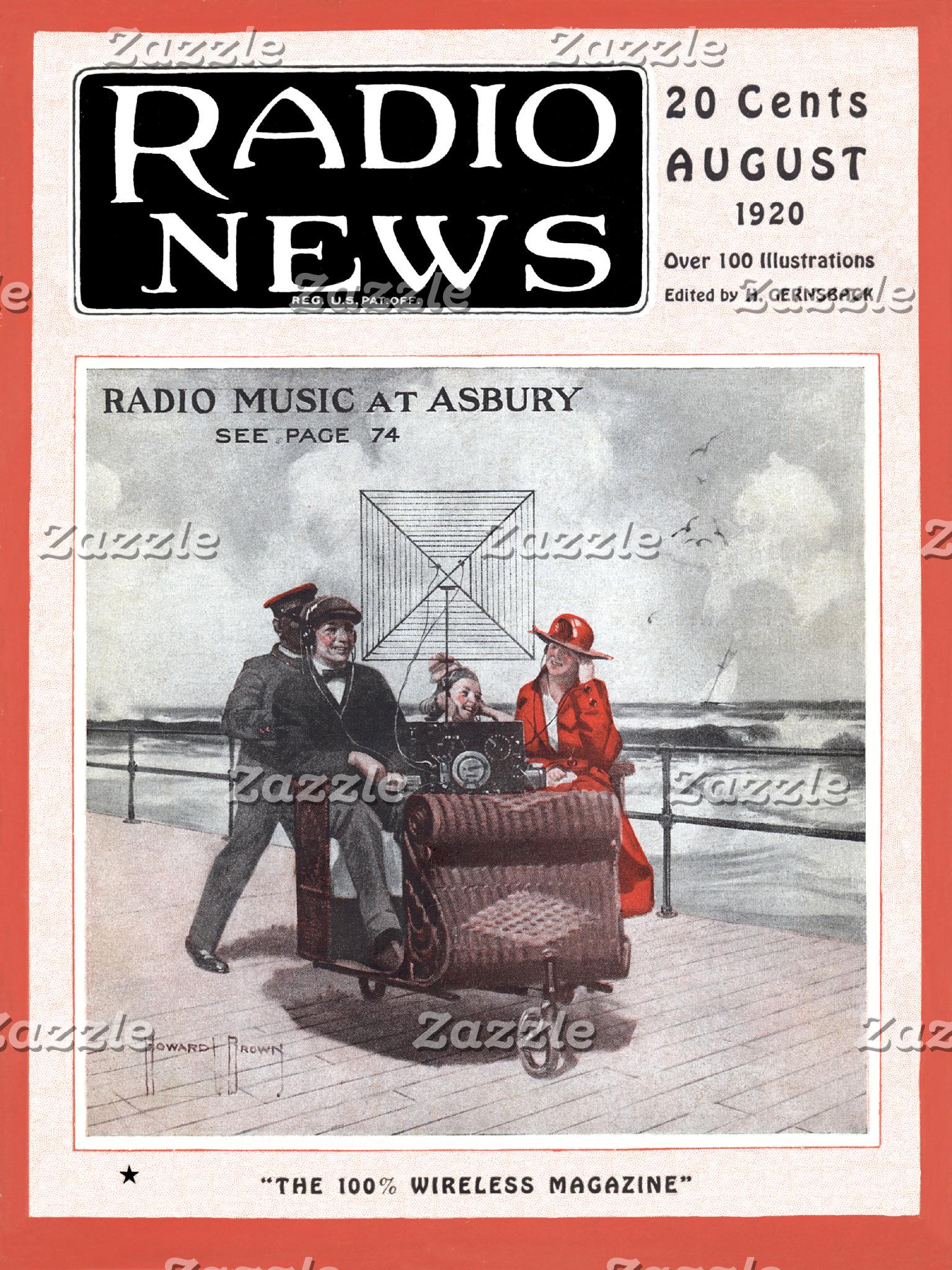 Radio at Asbury