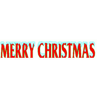Christmas Bumper Stickers