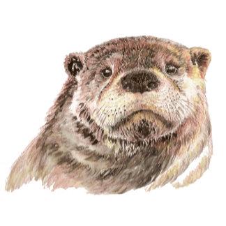 Otter Sad