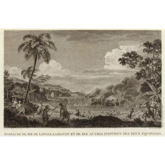 Massacre Bay, Samoan Islands