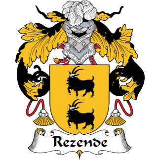 Rezende Family Crest