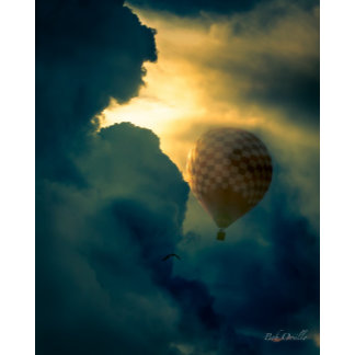 Hot Air Balloon Posters and Prints