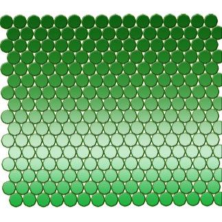 Feelin Green - Dot Pattern