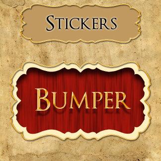 z - Bumper Stickers