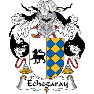 Echegaray Family Crest