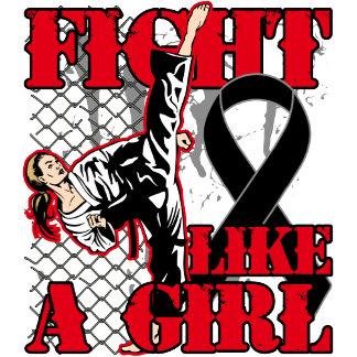 Melanoma Fight Like A Girl Kick