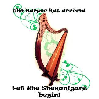 Harp Shenanigans