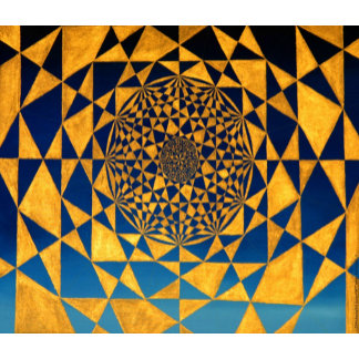 T-SHIRTS ETC. OF THE SACRED GEOMETRY PAINTINGS
