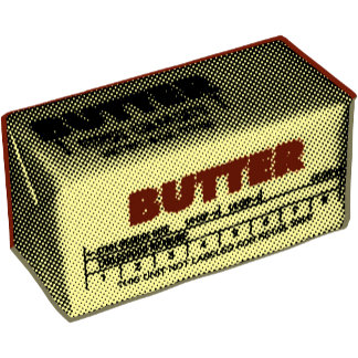 ➢ Stick of Delicious Butter