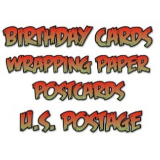 7. Birthday Cards, Postcards, U.S. Postage