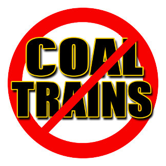 COAL TRAINS - SAY NO TO COAL TRAINS
