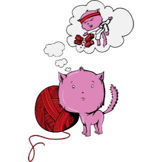 Cat Dreams ~ Karate Ninja Kitten Alter Ego