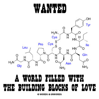 Wanted A World Filled With The Building Blocks Of