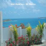 Sint Maarten-St. Martin White Picket Fence Photo.j