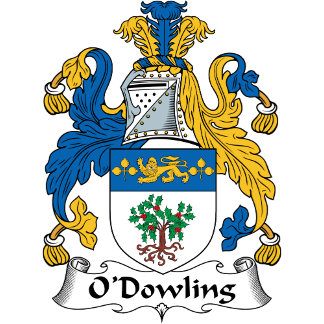 O'Dowling Coat of Arms