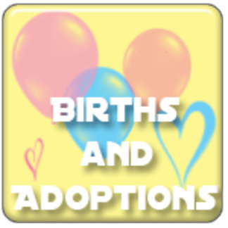 Births and Adoptions