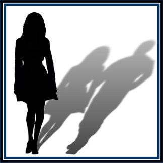 Woman Missing Man