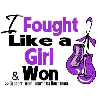Leiomyosarcoma I Fought Like a Girl and Won
