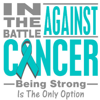In The Battle Against Ovarian Cancer