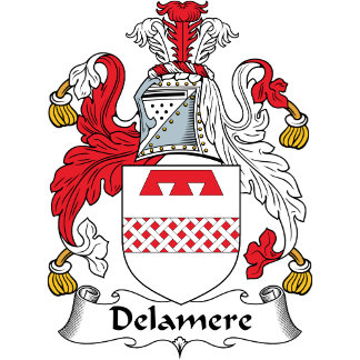 Delamere Coat of Arms