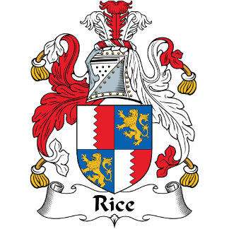 Rice Coat of Arms