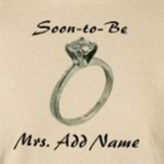 Soon-to-Be Mrs. Gifts - Ring