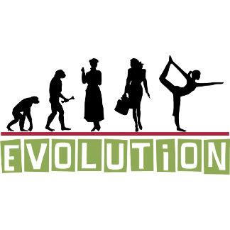 Evolution Yoga T-Shirt